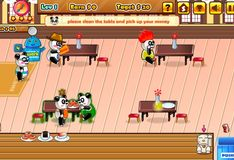 Игра Игра Ресторан Панда 2
