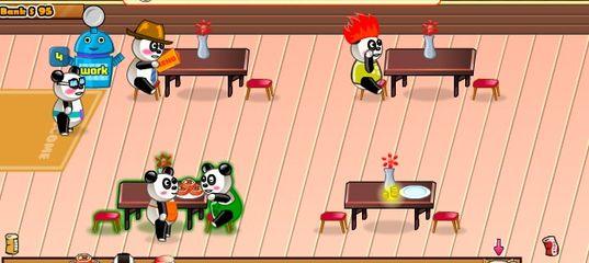 Игра Ресторан Панда 2