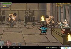 Игра Игра Драки с кровью: Гладиаторы
