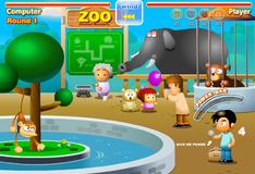 Игра Веселый зоопарк