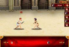 Игра Игра Песок Колизея: Симулятор Гладиатора