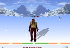Игра Лыжная гонка