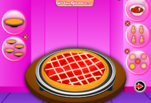 Игра Идеальное украшение для пиццы