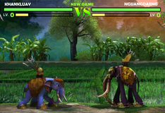 Игра Битва слонов