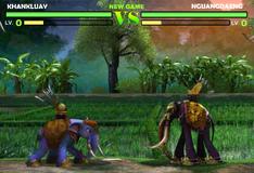Битва слонов