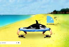 Игра Спаси кита