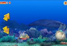 Игра Спасение морских обитателей
