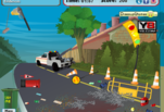Игра Авария на дороге