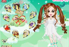 Игра Наряд для ангелочка