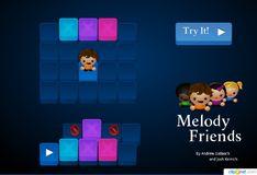 Игра Игра Мелодия друзей