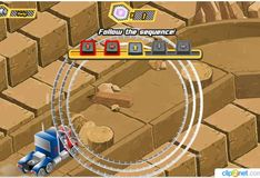 Игра Игра Трансформеры: Каменный лабиринт