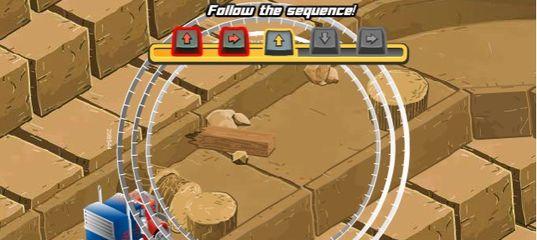 Игра Трансформеры: Каменный лабиринт