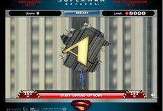 Игра Игра Супермен Спаситель Метрополиса