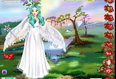 Игра Наряд для ангела любви