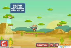Игра Игра Ковбой против Марсиан