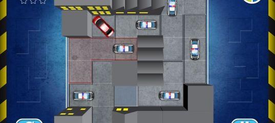 Игра Дорожная полиция