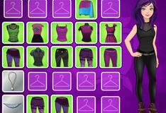 Игра Игра Наследники: Умная Мода