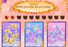 Игра Какой принцессой ты являешься?