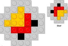 Игра Игра Головоломка Лего конструктор