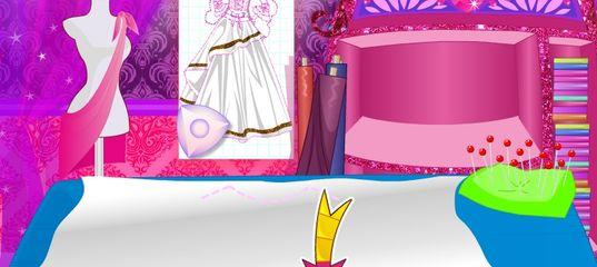 Игра Конструктор моды принцессы