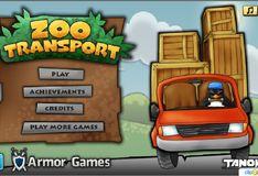 Игра Игра Транспорт зоопарка