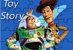 Игра Игра История игрушек: Пазл Вуди и Базза