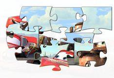 Игра Игра Автомобильная мозаика