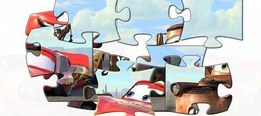Игра Автомобильная мозаика