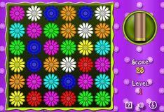 Игра Игра Активная цветочная мозаика