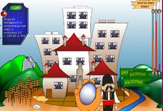 Игра Закидай казаков яйцами