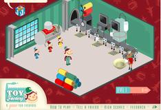 Игра Фабрика игрушек