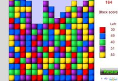 Игра Игра Кубики: много цветов