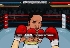Игра Игра Жизнь боксёра