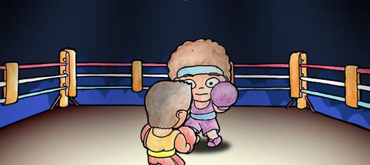 Игра Герой ринга