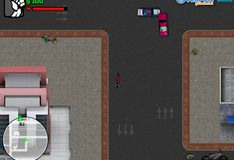 Игра ГТА: Игра Бандиты против Полиции