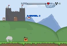 Игра Зефирный замок