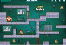 Игра Игра на двоих: Ловкие воры 2