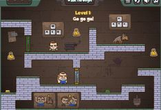 Игра Игра на двоих: Ловкие воры 3: Караульная служба