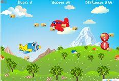 Игра Игра Маленькие самолеты