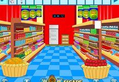 Игра Игра Побег из магазина