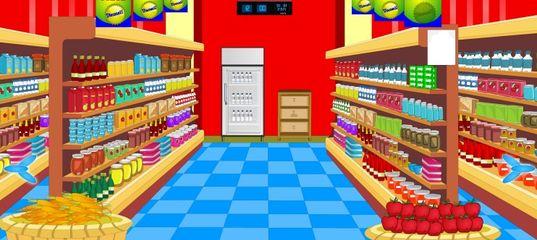 Игра Побег из магазина