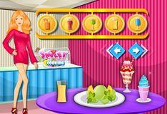 Игра Игра Магазин мороженого