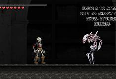 Игра Скелеты людоеды