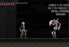 Скелеты людоеды