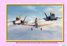 Игра Игра Самолеты Дисней: Мозайка