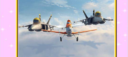 Игра Самолеты Дисней: Мозайка
