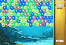 Игра Взрыв пузыря