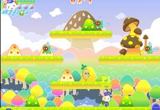 Игра Кролик с пузырями 2