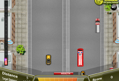 Игра Спасательная машина