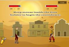 Игра Стрельба на Диком Западе